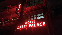 Hotel Lalit Palace - Night View